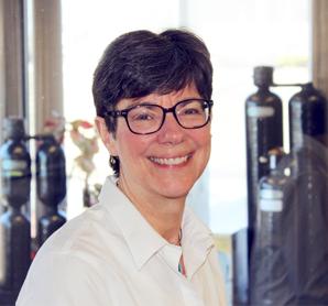 Christine Fletcher, President
