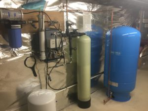 high-quality water treatment at surgical center