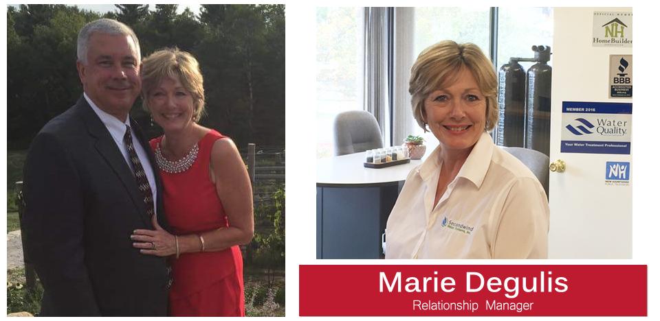 Marie Degulis, Relationship Manager