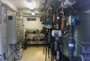 commercial water treatment system