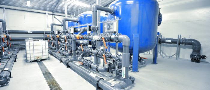 water treatment for commercial boilers