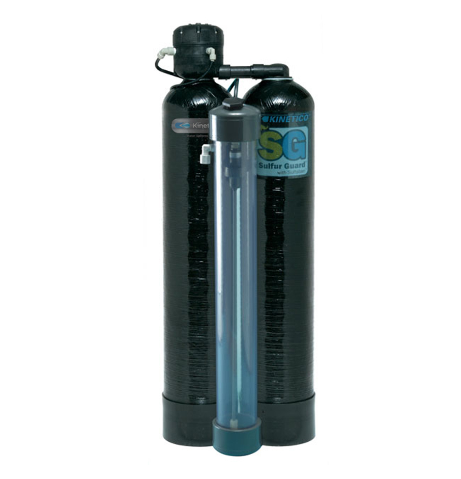 Kinetico Sulfur Guard Water Filtration