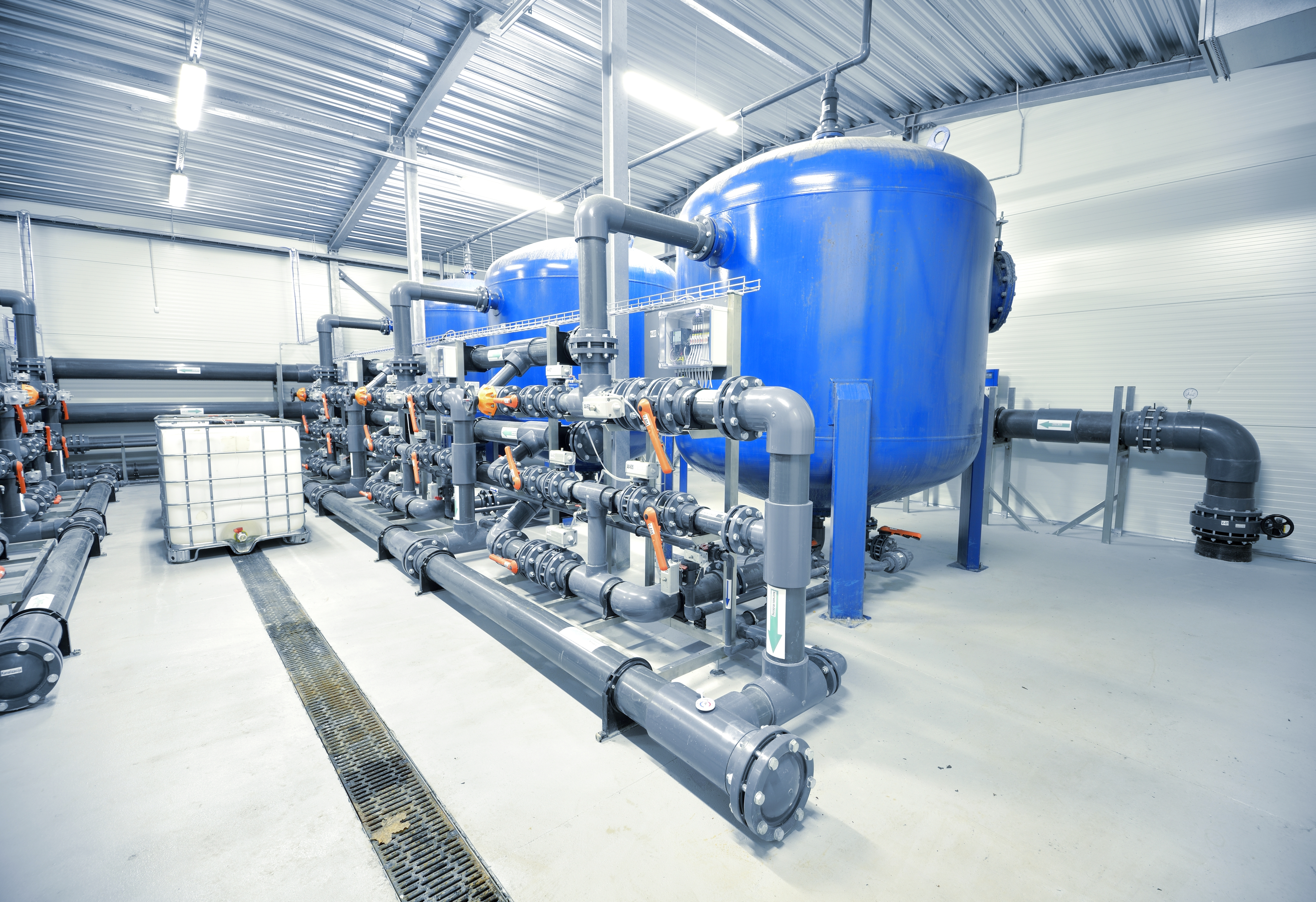 Learn about the importance of water treatment for commercial boilers ...