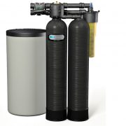 Kinetico Water System designed to treat hard water