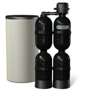 Kinetico Quad System designed to treat hard water
