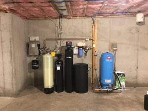 home water treatment system